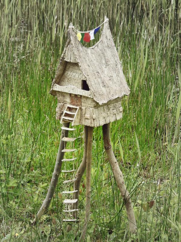 Batak huisjes