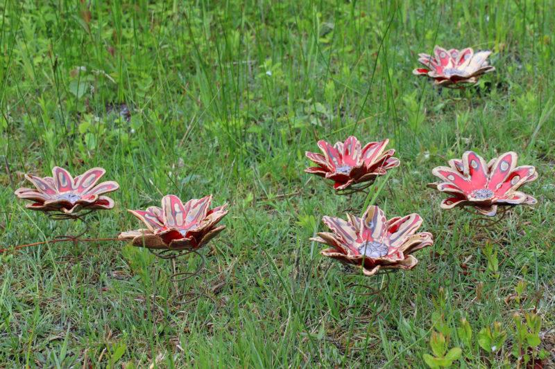 Verende bloemen