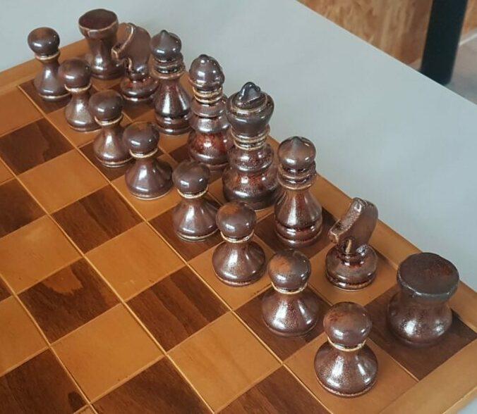 schaakstukken